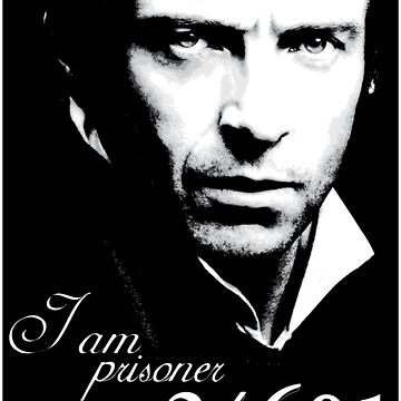 I AM PRISONER 24601 by pocus