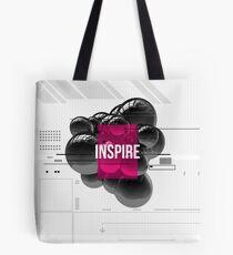 Enchanted 3D Render Design 002 Inspire Tote Bag