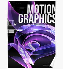 Enchanted 3D Render Design 004 Motion Graphics Poster