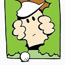 Golf by SportsT-Shirts