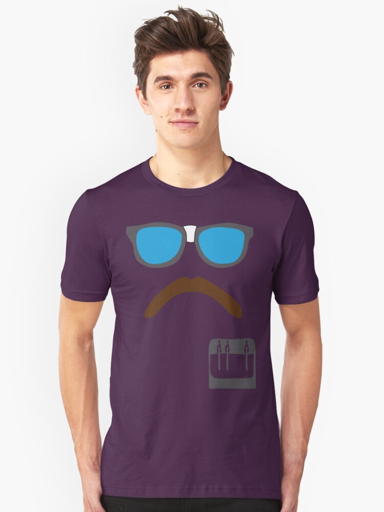 Defending Awesome - Moustache Series - Nerd Stash by DefendAwesome