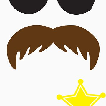 Defending Awesome - Moustache Series - Cop Stash by DefendAwesome