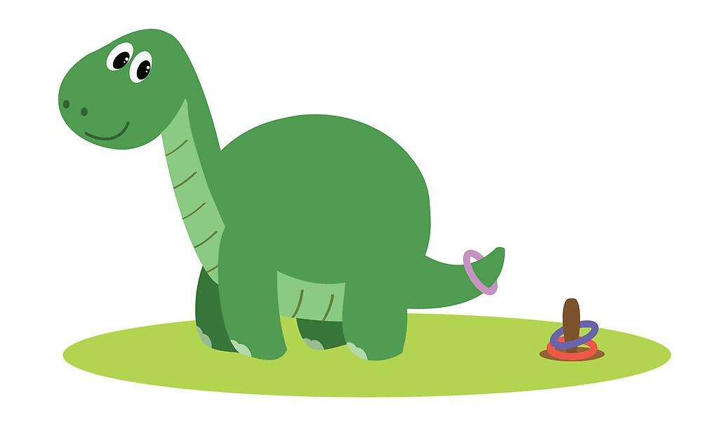 Dinosaur by EmilyListon4