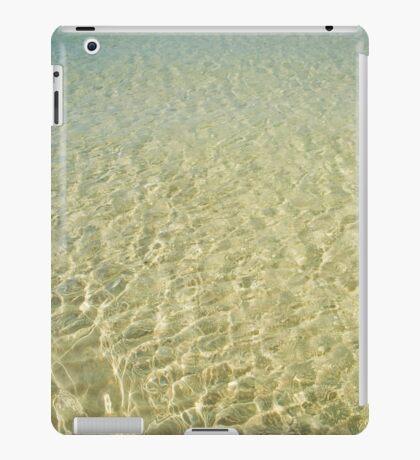 Coles Bay Water iPad Case/Skin