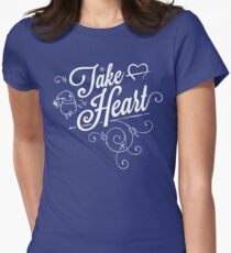 Take Heart! Women's Fitted T-Shirt