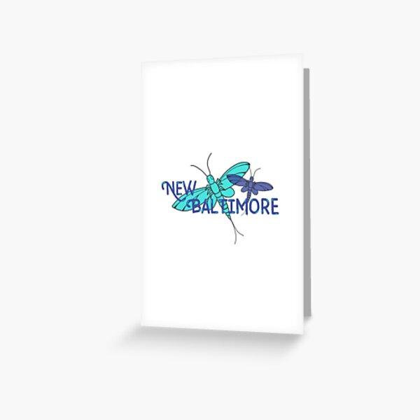 New Baltimore, MI; Fishflies Greeting Card