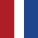 Netherlands Flag by pjwuebker
