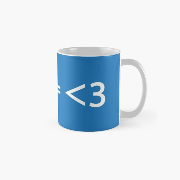 Michael's Equation Classic Mug