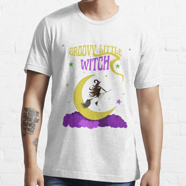 Groovy Little Witch Essential T-Shirt