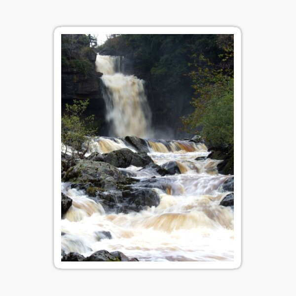 Ingleton Waterfalls Sticker