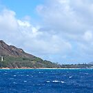 Diamond Head Lighthouse by David Davies
