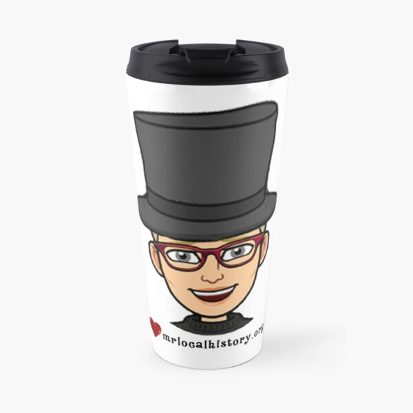 Alter Ego - Miss Meg - Mr Local History Project Travel Mug