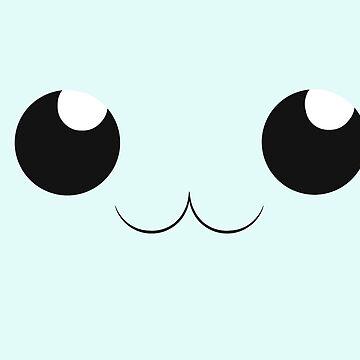 cute face de fluffybottom