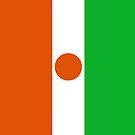 Niger Flag by pjwuebker