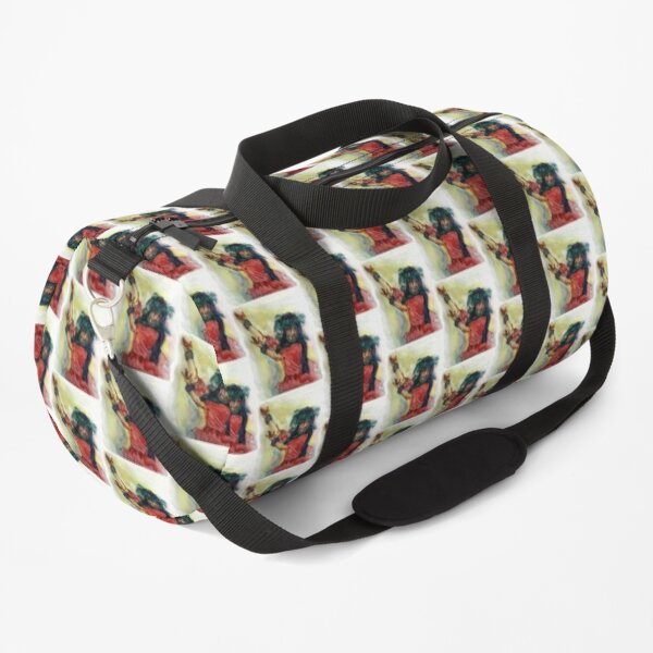 Hawaiian Dancer Duffle Bag