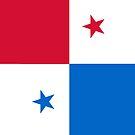 Panama Flag by pjwuebker