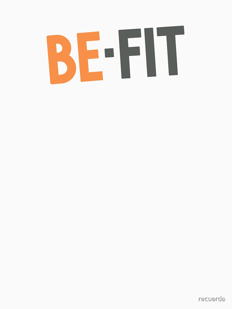 BE-FIT by recuerda