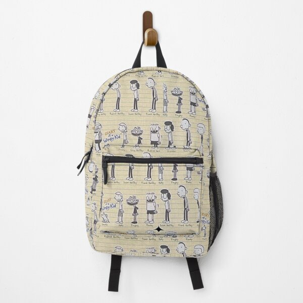 Diary of a wimpy kid (cast) Backpack