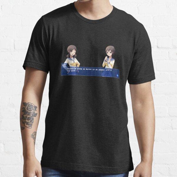 Corpse Party Seiko and Naomi: Ass Medicine Essential T-Shirt