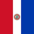 Paraguay Flag by pjwuebker