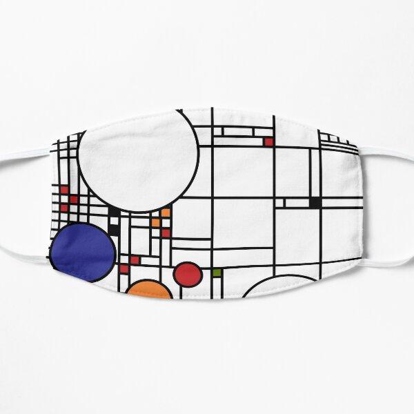 Frank Lloyd Wright Window Print Mask