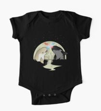 Nar Wars Short Sleeve Baby One-Piece