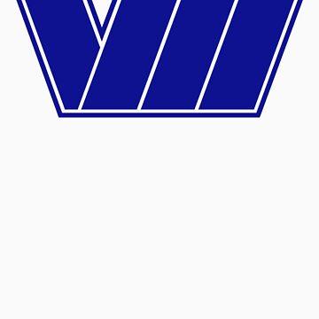 Blue Logo by VolkWear