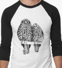 Morepork Owls Contemplate Life T-Shirt