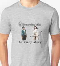 Snow White and Mary Margaret Blanchard T-Shirt