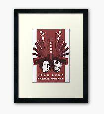 Leon  Framed Print