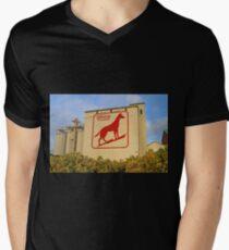 Dingo Flour Mill  Mens V-Neck T-Shirt