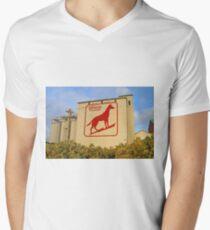 Dingo Flour Mill  Men's V-Neck T-Shirt