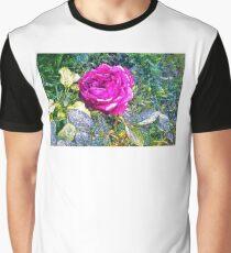 Rose Graphic T-Shirt