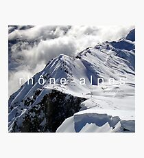Rhone Alpes E-book Photographic Print