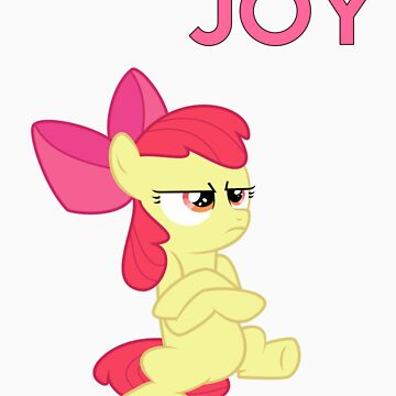 Apple Bloom- Joy by icab