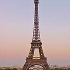 Twilight in Paris by Georgie Hart