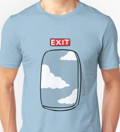 Emergency exit T-Shirt