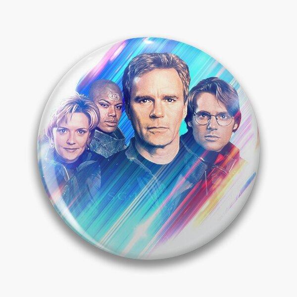 Stargate SG1 Badge