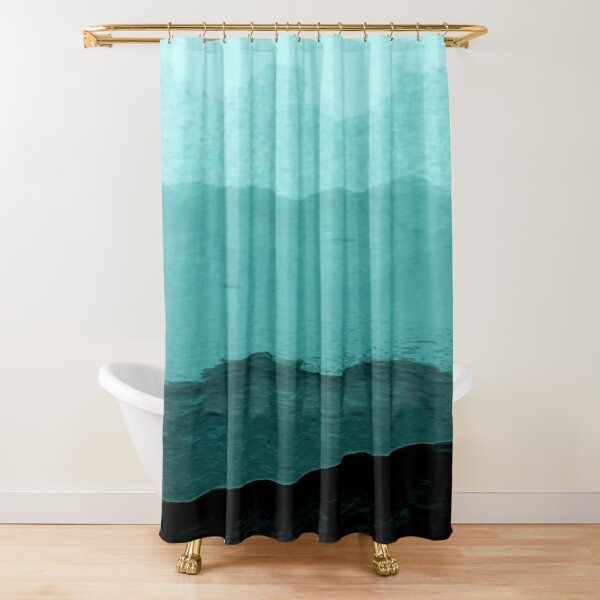 Tides of Niagara Shower Curtain