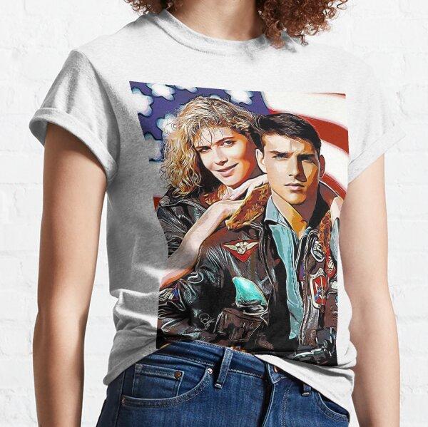 TOP GUN TOM Classic T-Shirt