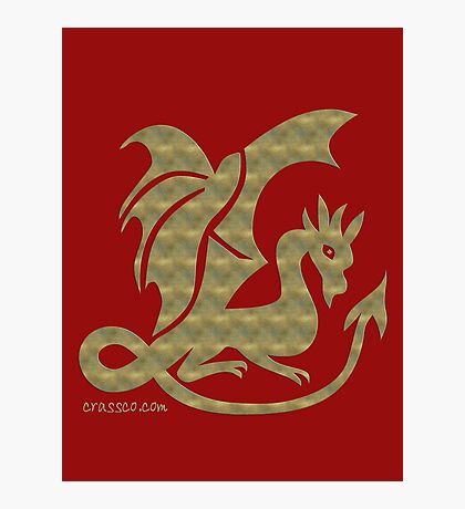 Dragon Photographic Print