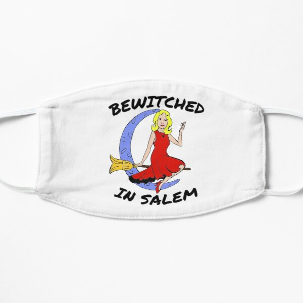 BEWITCHED IN SALEM Mask