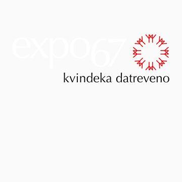 Expo '67 - Kvindeka Datreveno by UrsoChappell
