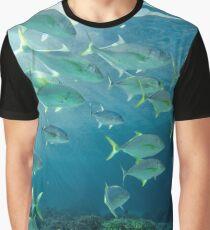 Underwater World Graphic T-Shirt