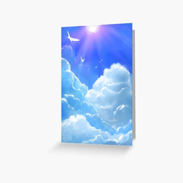 Coroazul Greeting Card