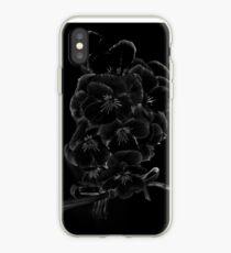 Midnite Stiefmütterchen iPhone-Hülle & Cover