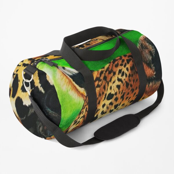 Jaguar Duffle Bag