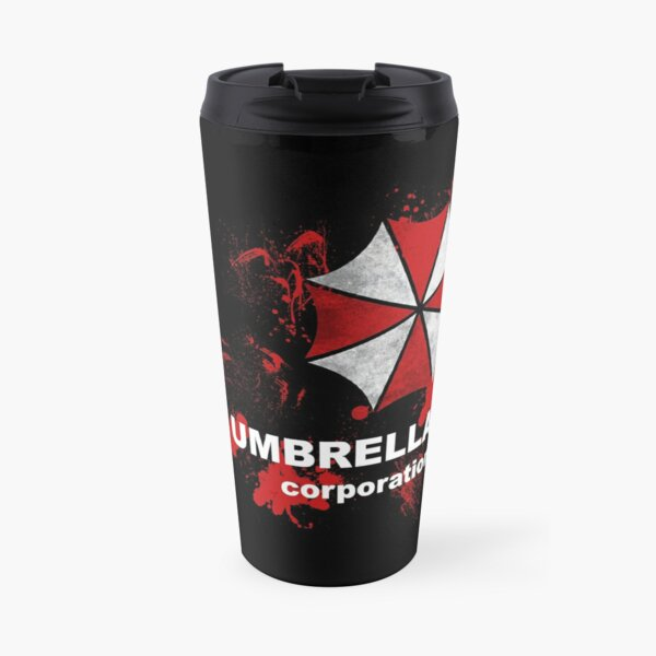Umbrella Corporation Travel Mug