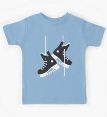 Ice hockey skates Kids Tee