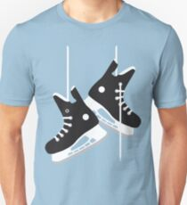 Ice hockey skates T-Shirt